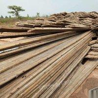 湖北武汉木方、模板、竹条板回收