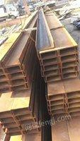 出售200槽钢12米长,30吨,武汉提货
