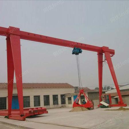 广东惠州出售80台各种型号二手双梁行车电议或面议