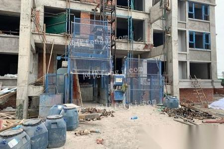 四川广安转让重庆阿尔法施工电梯80米