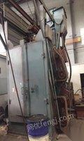 安徽合肥出售抛丸机s3710p,还有2台除尘器