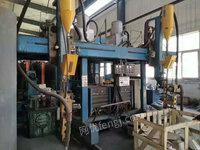 无锡11年产少用钢结构生产线:4米等离子火焰切割机,1.5米组立机,4米悬臂式龙