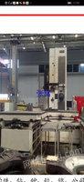 出售二手昆机TH6516B/2双工位卧式加工中心