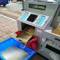 广东东莞现有别的事情做出售95成新韩国进口一点金碾米机 10000元