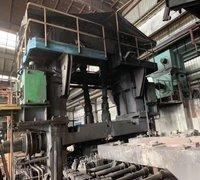 浙江温州广东金型重工急售850扎机、精扎、粗扎、两立两卧4连扎、带切断、生产线一套