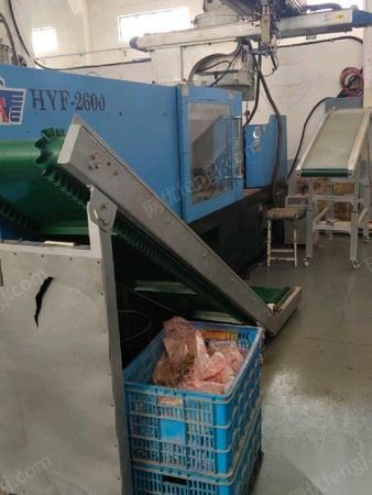 上海奉贤区出售正在使用中的注塑机八成新 50000元