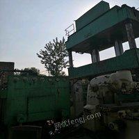 北京通州区出售630吨液压机,八成新,2010年