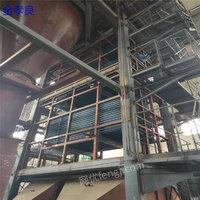 浙江台州出售1台循环流化床锅炉电议或面议