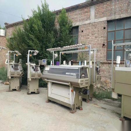 内蒙古包头出售二手全自动纺织机 同款设备三十余台