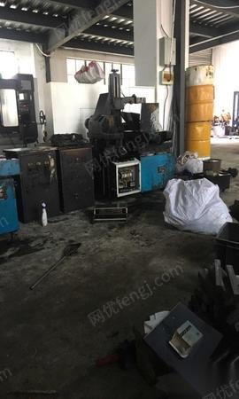 上海青浦区不打算做了 打包处理两台10年宁波350*400线切割机床