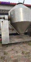 市场库存不锈钢真空回转干燥机