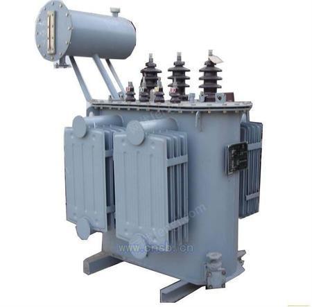 油浸式SZ11系列有載調壓變壓器
