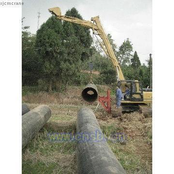 24吨吊管机