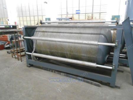 单面瓦楞纸板生产线预热器