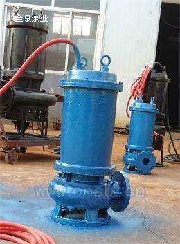 毕节排污泵 吸污泵 高温潜污泵