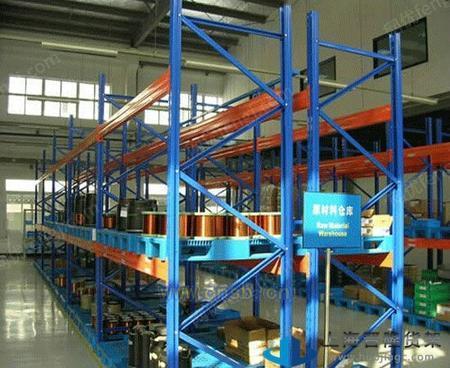 上海泗泾重型托盘货架