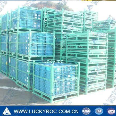 供应折叠网箱,仓储笼