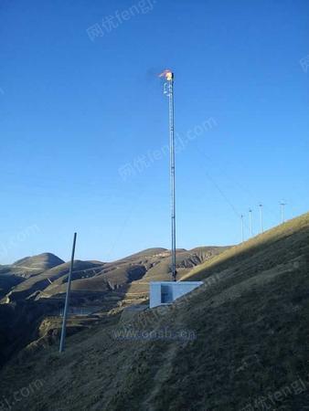 出售天然氣分輸站放空火炬遠程點火設備