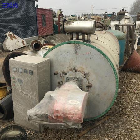 二手卧式锅炉回收
