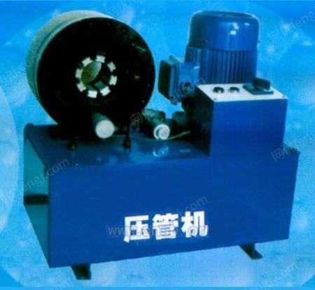 宁波油管扣压机 油管缩管机