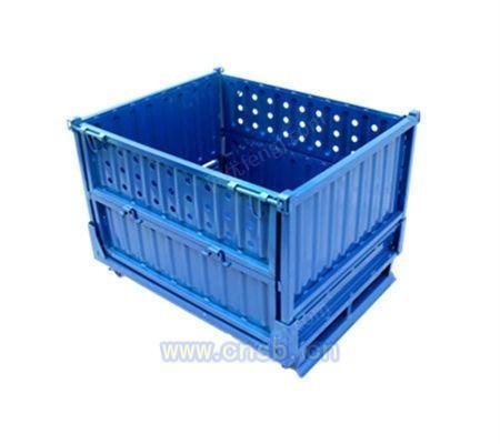 供应出售金属物料箱 物料周转箱