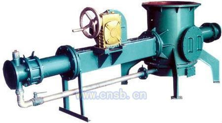 气力输送设备富成料封泵
