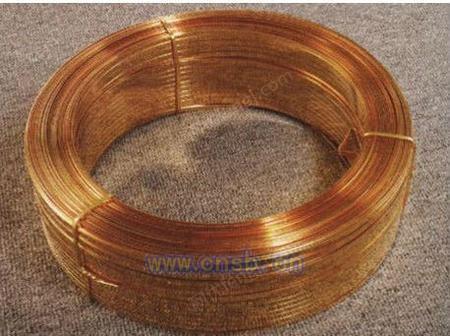 扁銅線廠家,扁銅線規格,扁銅線價