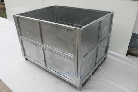 供应标准周转箱铁质周转箱