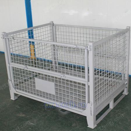 供应铁料箱钢制料箱