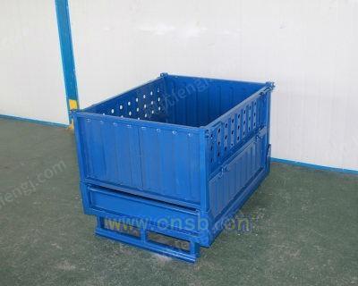 厂家出售供应钢制周转箱MT108