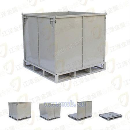 上海鐵箱鐵皮箱供應廠家