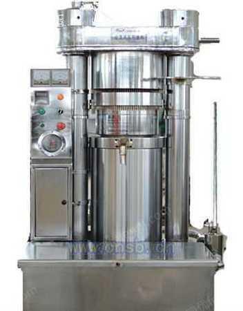 液壓榨油機6YY-270型香油機