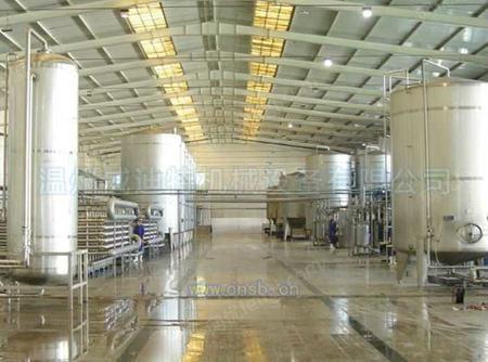 藍莓酒發酵生產線