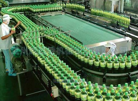 绿茶饮料生产线
