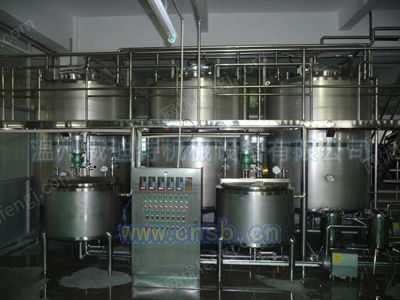 核桃露生产线设备