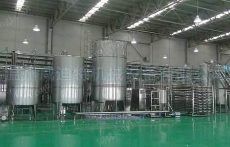 紅棗汁飲料生產線