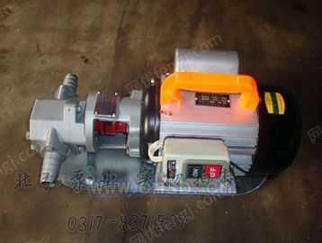 WCB齿轮泵