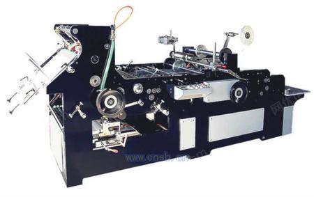 高速薄纸窗口贴膜机60-300克