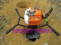供应新款半自动挖坑机