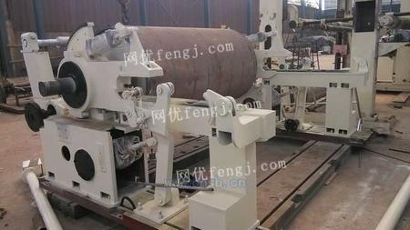 冠群造纸机械卷纸机