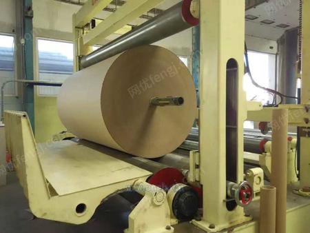 冠群造纸机械复卷机