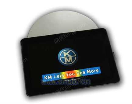 聲學照相機 KMSV 噪聲監測