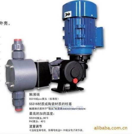 SEKO柱塞计量泵SPRING系