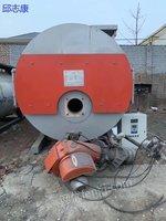 出售二手4吨燃气蒸汽锅炉