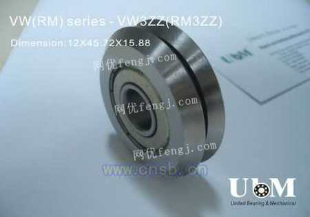 W3ZZ W3-2RS滾輪軸承
