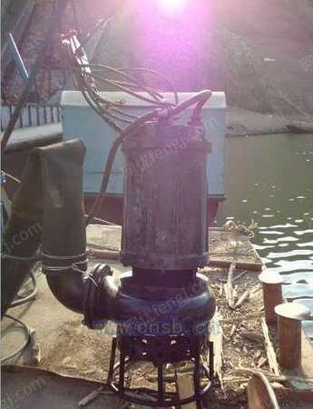 PSQ型潜水吸沙泵