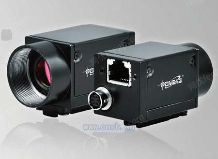 東芝泰力高速千兆網工業相機