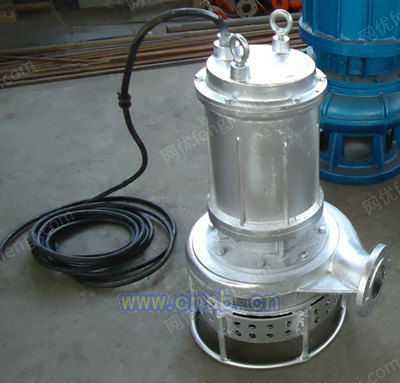 高效耐磨潜水渣浆泵,正规厂家