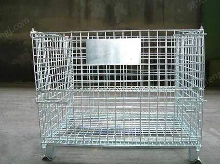 仓储笼,货架仓储笼,折叠式仓储笼