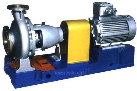 长期销售CZ型标准化工流程泵